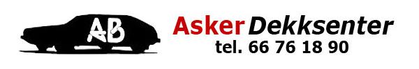 Asker Dekksenter Logo