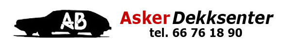Asker Dekksenter Logo